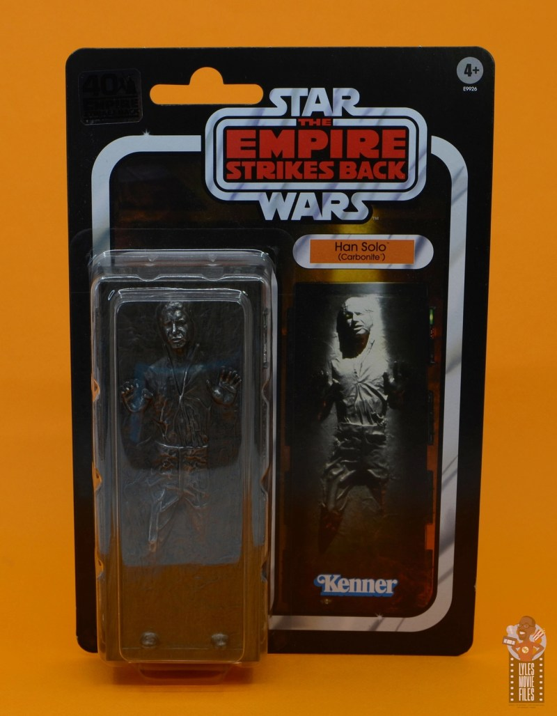 star wars the black series han solo in carbonite figure review - package front