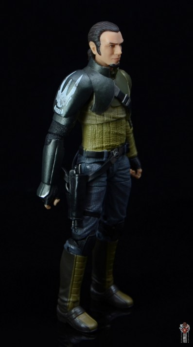 star wars the black series kanan jarrus figure review - right side