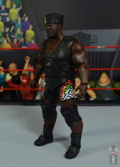 wwe decade of destruction mark henry figure review - left side