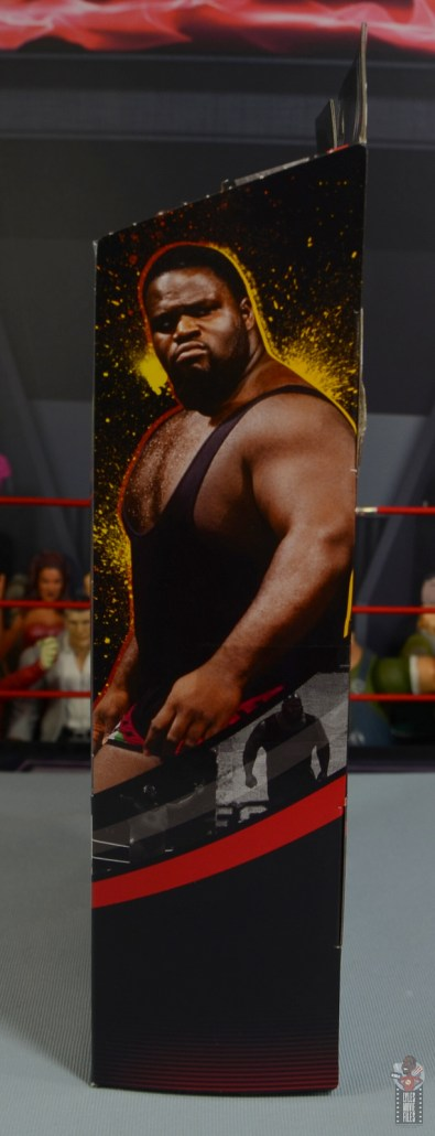 wwe decade of destruction mark henry figure review - package left side