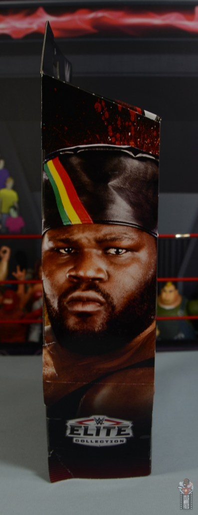 wwe decade of destruction mark henry figure review - package right side