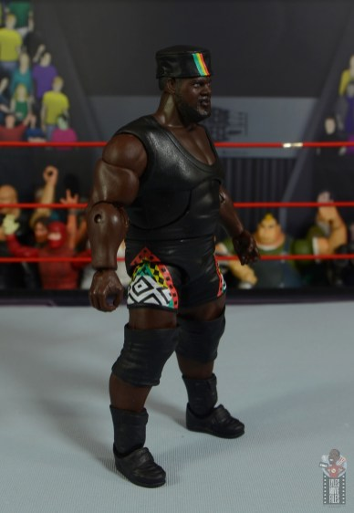 wwe decade of destruction mark henry figure review - right side