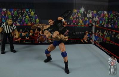 wwe decade of domination randy orton figure review - body slamming undertaker