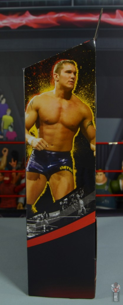 wwe decade of domination randy orton figure review - package left side