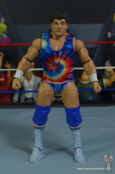 wwe elite don muraco figure review - front