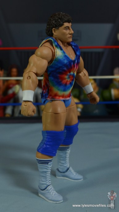 wwe elite don muraco figure review - right side