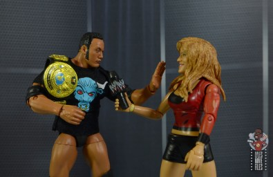 wwe ultimate edition the rock figure review -hush lillian