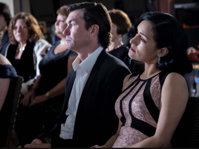 wetware review - Jerry o'connell and Nicole shalhoub