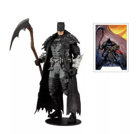 DC Batman Figure - Batman Death Metal