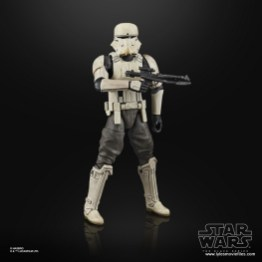 STAR WARS THE BLACK SERIES ARCHIVE 6-INCH IMPERIAL HOVERTANK DRIVER Figure - oop (3)
