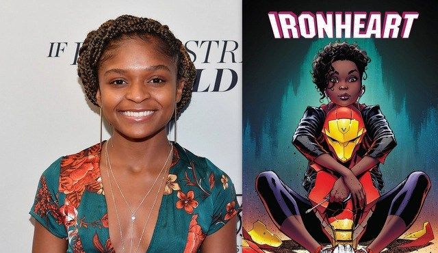 dominique thorne as ironheart