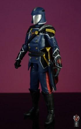 gi joe classified series cobra commander figure review - left side