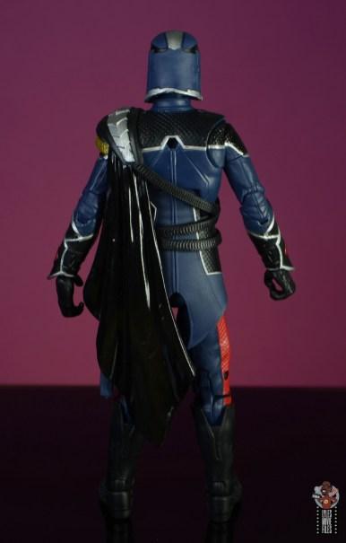 gi joe classified series cobra commander figure review - rear