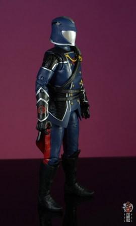 gi joe classified series cobra commander figure review - right side