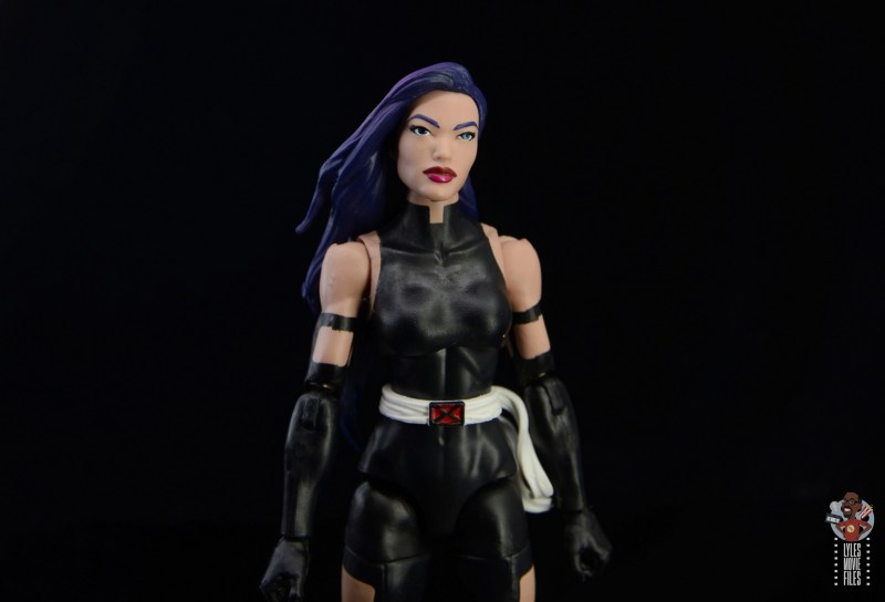 marvel legends nimrod, fantomex and psylocke figure review - psylocke main pic