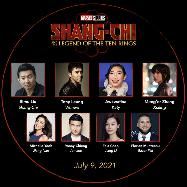 shang-chi cast