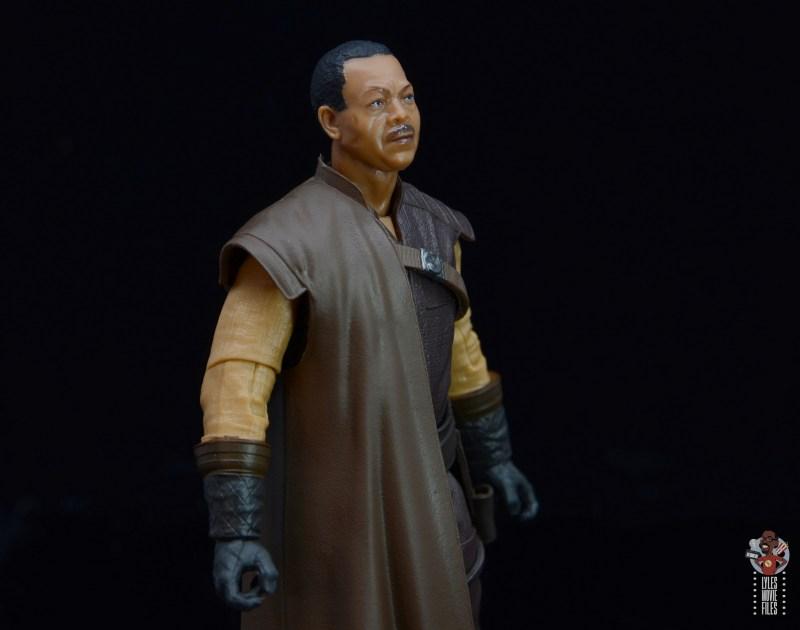 star wars the black series greef karga figure review - looking up