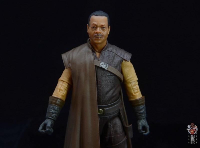 star wars the black series greef karga figure review - wide pic