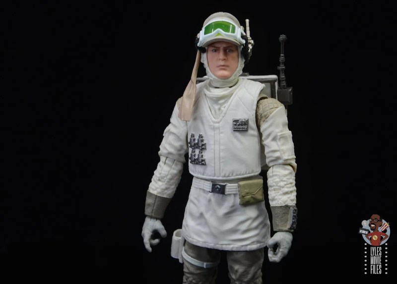 star wars the black series hoth trooper figure review - wide shot