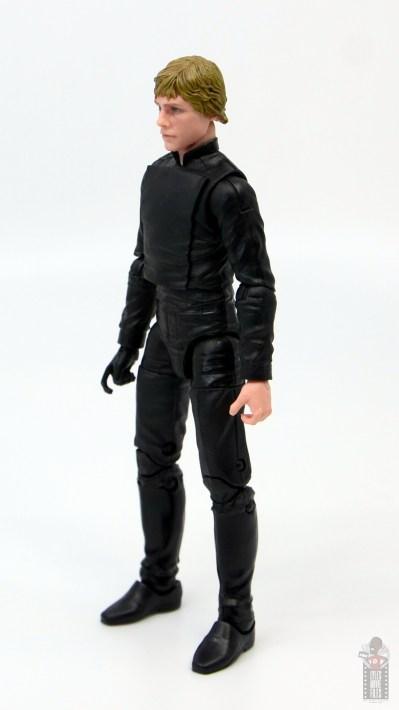 star wars the black series luke skywalker endor figure review - jedi left side