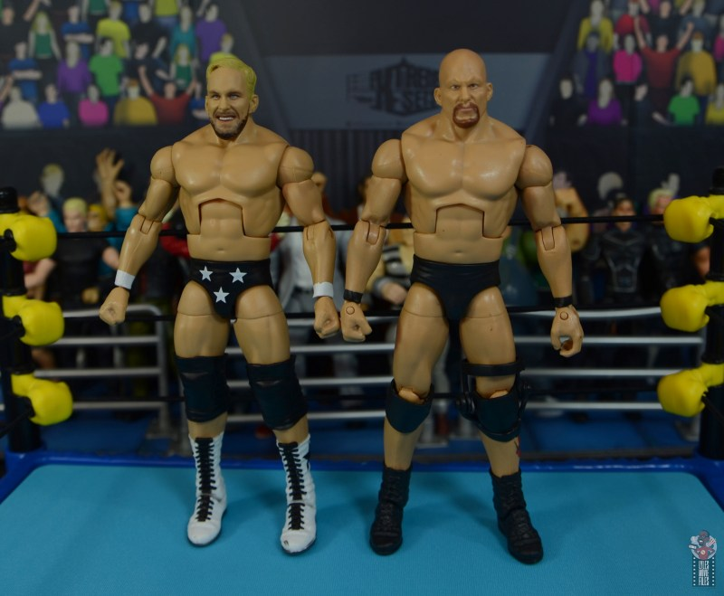 wwe elite series 81 stunning steve austin figure review - with stone cold steve austin