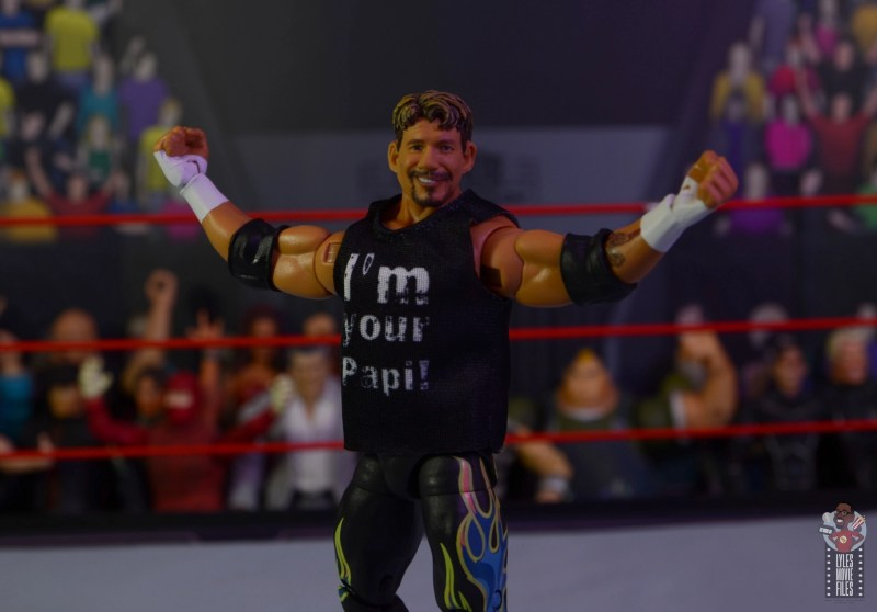 wwe legends series 8 eddie guerrero figure review - main pic