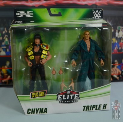 wwe triple h and chyna figure set review - package front