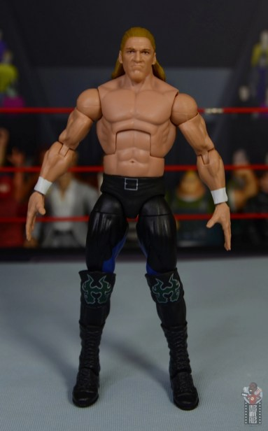 wwe triple h and chyna figure set review - triple h front