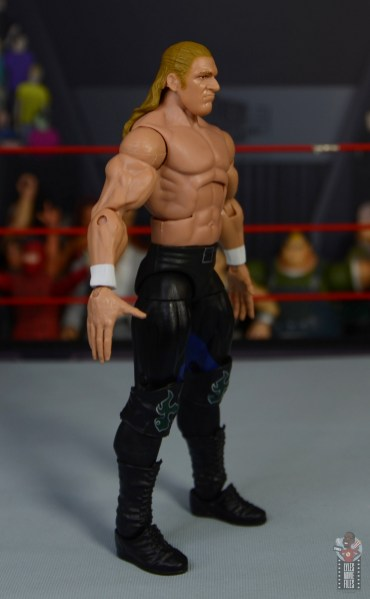 wwe triple h and chyna figure set review - triple h right side
