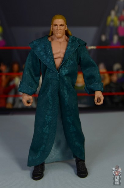 wwe triple h and chyna figure set review - triple h robe front