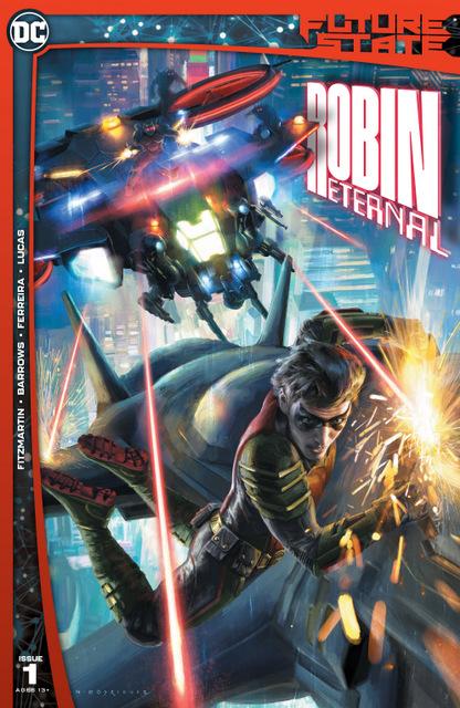 Future State Robin Eternal #1