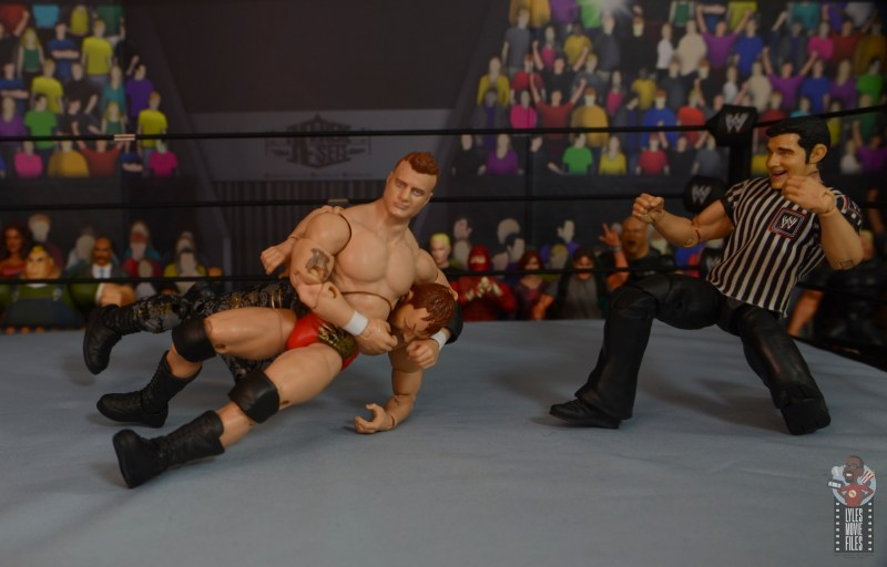 aew unrivaled mjf figure review -headlock to moxley