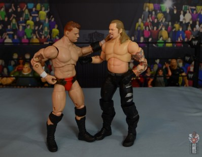 aew unrivaled mjf figure review -relaxing with jericho