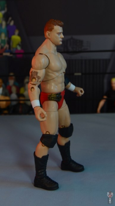 aew unrivaled mjf figure review - right side