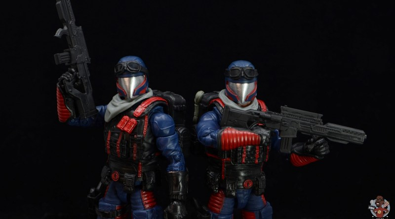 gi joe classified series cobra viper figure review - main shot