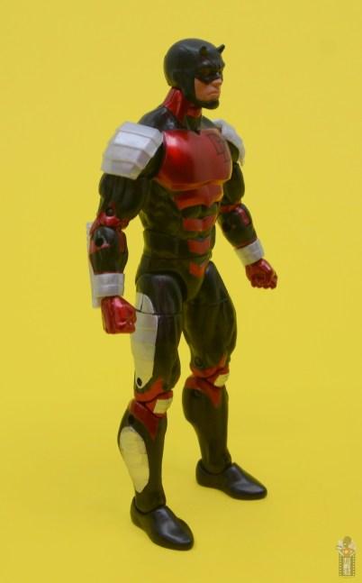 marvel legends retro vintage daredevil figure review -right side