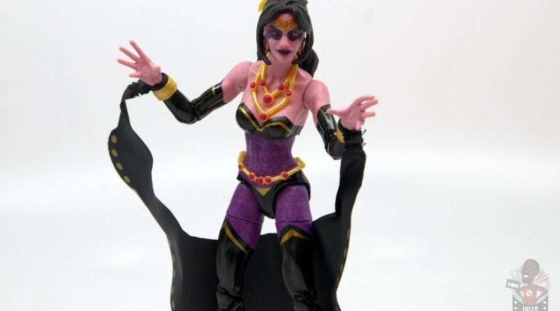 marvel legends shiklah figure review - main shot