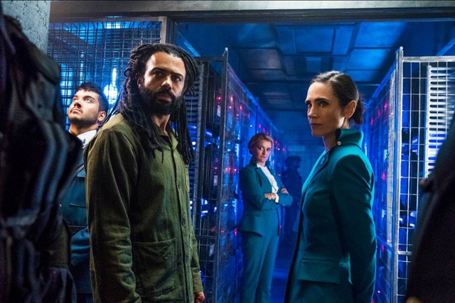 snowpiercer-tv-series-daveed diggs and jennifer connelly