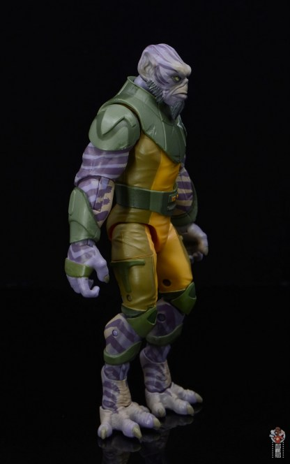 star wars the black series zeb orrelios figure review - right side