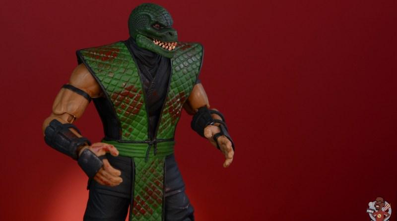 storm collectibles mortal kombat reptile figure review -main pic