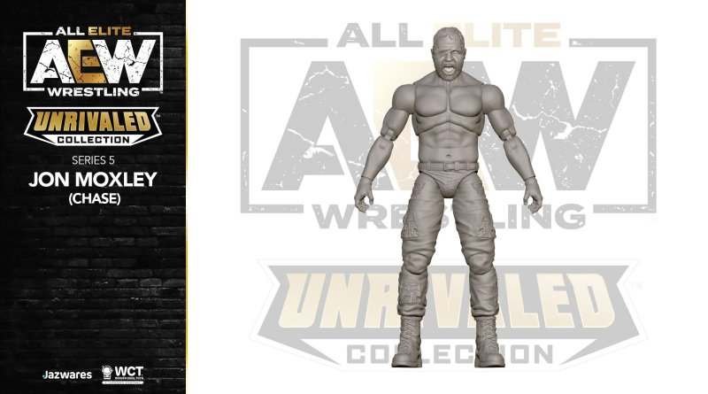 AEW unrivaled wave 5 Jon Moxley chase