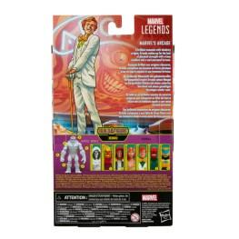 MARVEL LEGENDS SERIES 6-INCH MARVEL'S ARCADE Figure - pckging