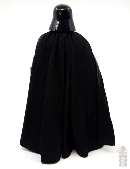 hot toys empire strikes back darth vader figure review - rear