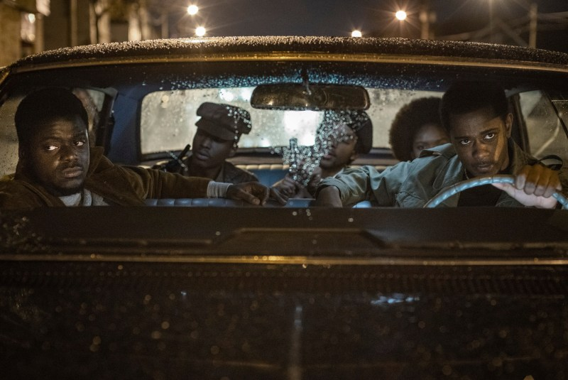 judas and the black messiah review daniel kaluuya, ashton sanders, algee smith, dominique thorne and lakeith stanfield