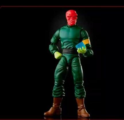 marvel legends fan first friday - red skull