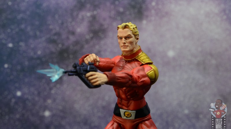 neca defenders of the earth flash gordon figure review - main pic