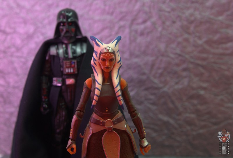 star wars the black series ahsoka tano figure review - do you know what he's become