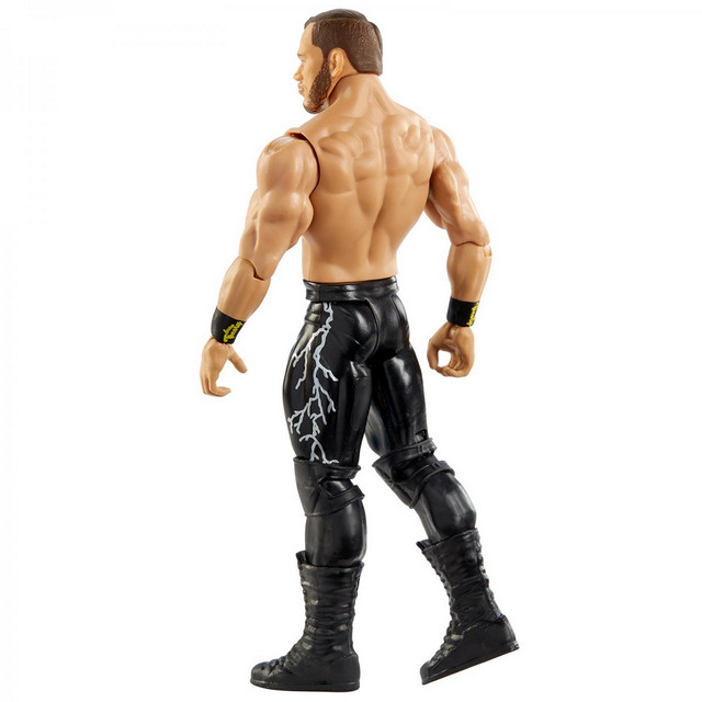 wwe basic 118 - austin theory - rear
