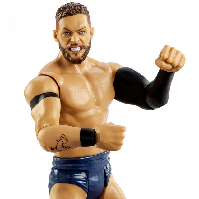 wwe basic 118 - finn balor -main