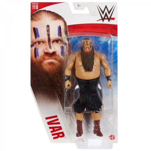 wwe basic 118 -ivar -packaged